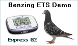benzing pigeon clocks price